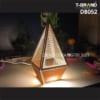 đèn gỗ để phòng ngủ