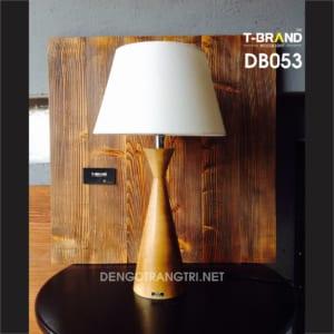 đèn gỗ phòng ngủ