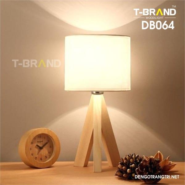 đèn gỗ