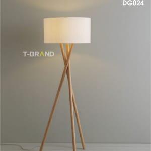 đèn gỗ đặt sàn