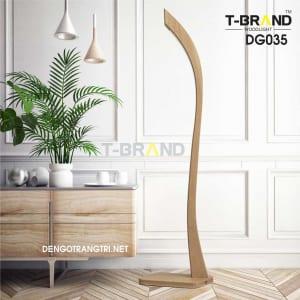 đèn gỗ để sàn, đèn gỗ góc phòng